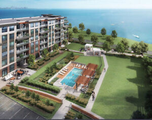 Luxury Waterfront Condo with Rare TWO Underground Parking Spots