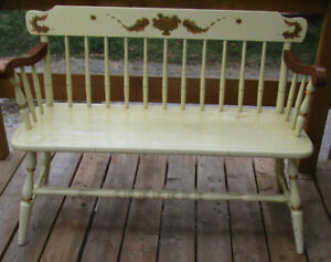 Solid wood bench 4 sale