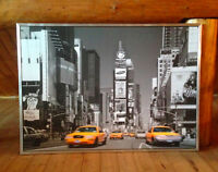 HUGE NY CITY PHOTO-STYLE PICTURE FOR SALE: