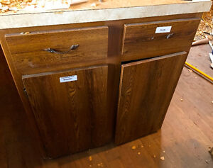 3 cabinets for sale