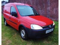 2003 Vauxhall Combo 1.7TD 1700 Panel Van 3dr