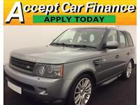 Land Rover Range Rover Sport FROM £119 PER WEEK!