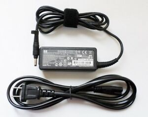HP Power adapter 40W AC Adapter For HP Mini P/N 580402-001