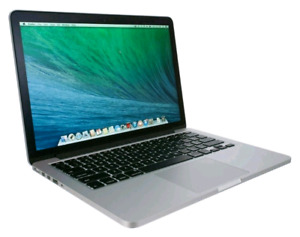 "Apple MacBook Pro 13"" 2014 128GB good condition---//////////////"