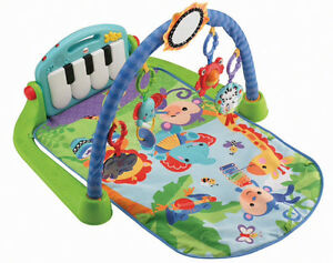 *Reduced* Fisher Price piano gym, kick and play