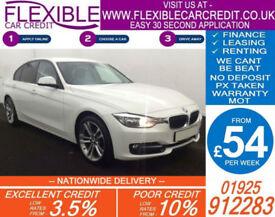 2013 BMW 318D 2.0 TD SPORT GOOD / BAD CREDIT CAR FINANCE AVAILABLE