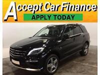 Mercedes-Benz ML63 FROM £240 PER WEEK!