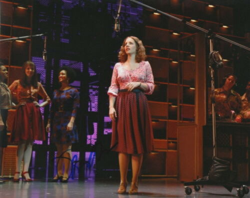 JESSIE MUELLER.. Beautiful: The Carole King Musical (Broadway) SIGNED
