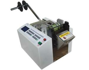 110V Auto Heat-Shrink Tube Cable Pipe Cutting Machine 160603