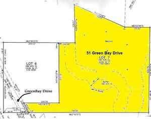 Land in the Heart of Cow Bay