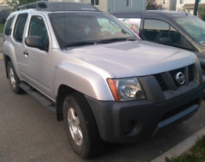 Nissan Xterra Manual Transmission 2005 (No issues in Engine)