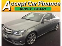 Mercedes-Benz C220 FROM £79 PER WEEK!