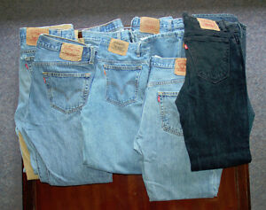 14 Pairs of Blue Jeans