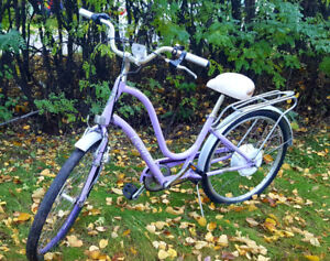 ELECTRIC Electra Townie Cruiser Bicycle w/FlyKly Smart Wheel