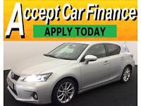 Lexus CT 200h 1.8 CVT 2012MY SE-L Premier FROM £46 PER WEEK!