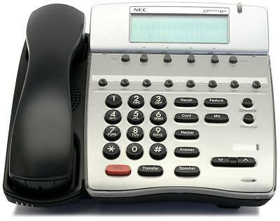 Fully Refurbished Nec Ith 8d-3 Ip Phone Black