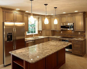 '!KITCHEN & BATH COUNTER-TOPS FACTORY OUTLET ONLY $23/SQFT!'