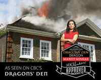 FIRE PROTECTION FOR YOUR FAMILY.  WOULD YOU SAY NO?