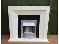 Freestanding Electric Fireplace for sale