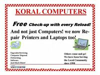 KORAL COMPUTERS NOTTINGHAM REPAIR SPECIALISTS EST 1998!