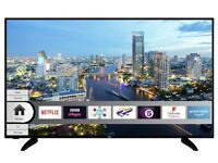 "55"" LED smart tv - 4K Ultra HD"