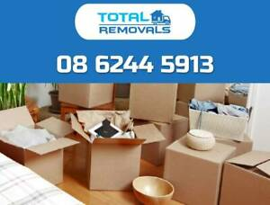 Total Removals - Removalists Adelaide