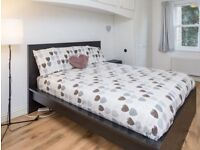 Double Bed Frame | HALF PRICE | Collection Only - SURBITON (KT6)