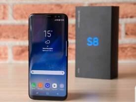Samsung s8 unlocked!!