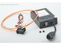 VOLVO C30, S40, V50, S6 0, V70, S80, XC70 , XC90 USB MP3 AUX Interface TRIOMA