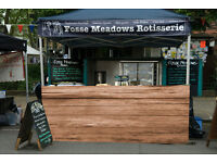 Street Food & Catering Manager
