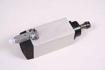 Air-cooled 220v 4kw Er20 Collet Cnc Spindle Motor 3d Printer Router Mill Grind
