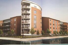 Two Bedroom Top Floor Penthouse Flat in Ferry Village with Balcony to Rent