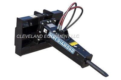 New Bd Hb95 Hydraulic Concrete Breaker Hammer Attachment Bobcat Mini Skid Steer