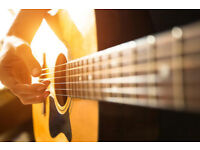 Songwriting / Music Production studio is looking for a local guitarist to joint our Session Team