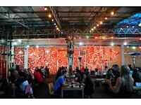 Block Shoreditch Food Village seek great bar staffs for fast, fun and cool pop up