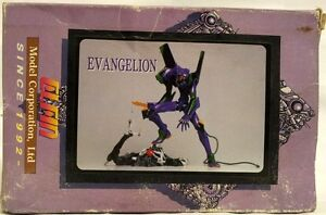 EVANGELION : EVANGELION RESIN CAST NON SCALE MODEL KIT MADE BY ELFIN