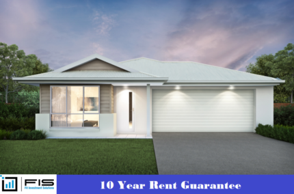 10 Year Rent Guarantee Investment Property New Home Redland Bay