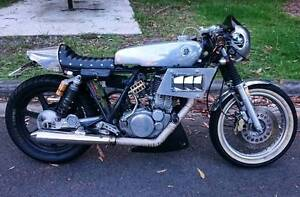 2005 yamaha sr400 custom cafe racer Hornsby Hornsby Area Preview