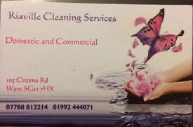 Riaville Cleaning Services hertford, ware, wgc and tewin surrounding areas