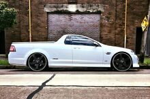 "09MY10 VE SSV UTE Manual Maff tune 22"" Price Drop/May Swap Sydney City Inner Sydney Preview"