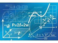 Maths or Physics Tutor