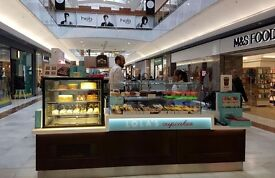 (BRENT CROSS) LOLA'S CUPCAKES - FULL TIME - Join our team for a great career!