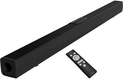 subwoofer wireless sound bar for smart tv