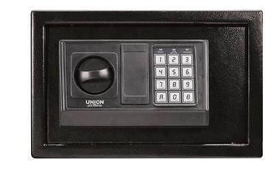 0.37 Cubic Ft. Electronic Digital Safe Home Gun Lock Box Security Keypad Office