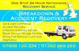 one stop recovery