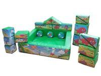 Soft Play Hire - Dinosaur Set - Cheap £35