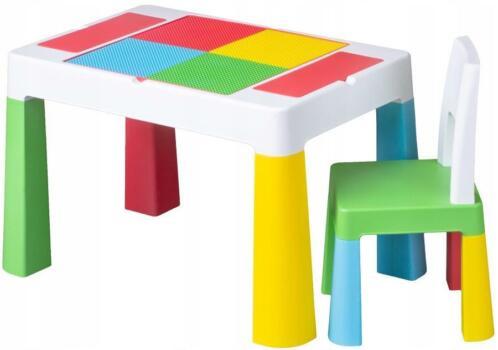 Baby Tafel Stoel.Tega Baby Multicolor 3 In 1 Tafel Met Stoeltje Mf 001 134