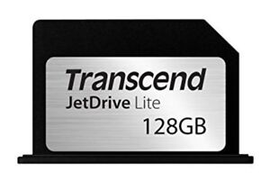Transcend JetDrive Lite 330 128 GB Expansion Card for Mac
