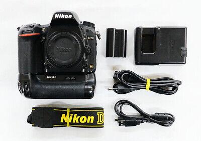 "# Nikon D750 Digital SLR Camera Full Frame 24.3MP No WiFi ""107680 cut ""S/N 4292"