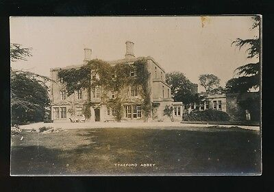 Buckinghamshire Bucks TYKEFORD Abbey c1900/10s? RP PPC